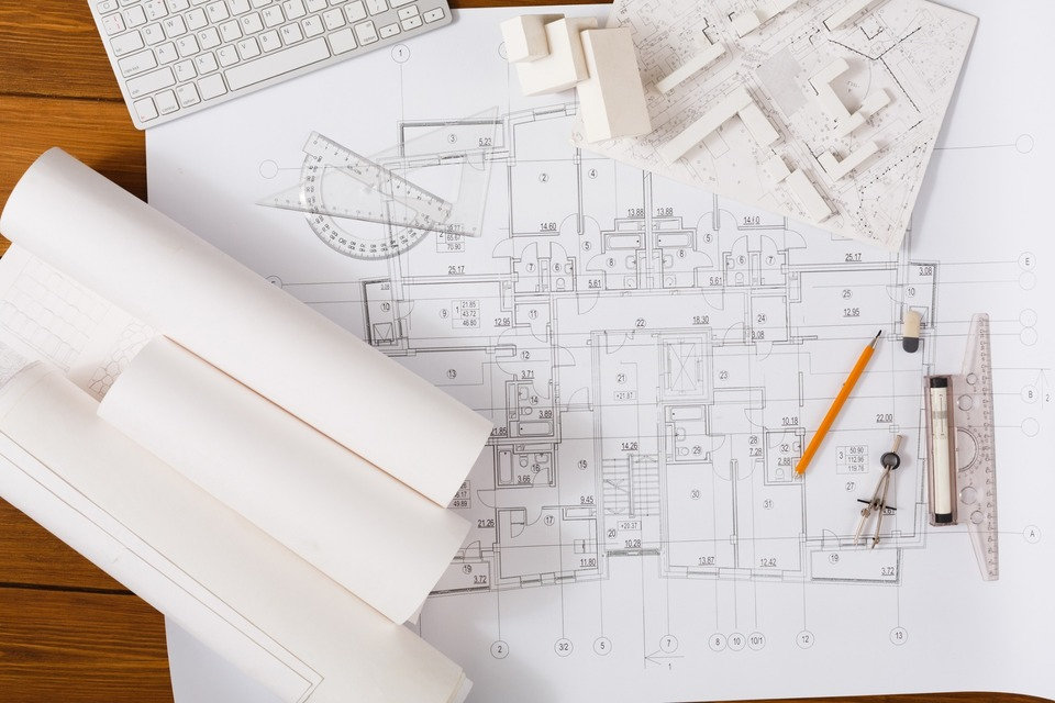 Construction plans for builders Barnstaple North Devon.