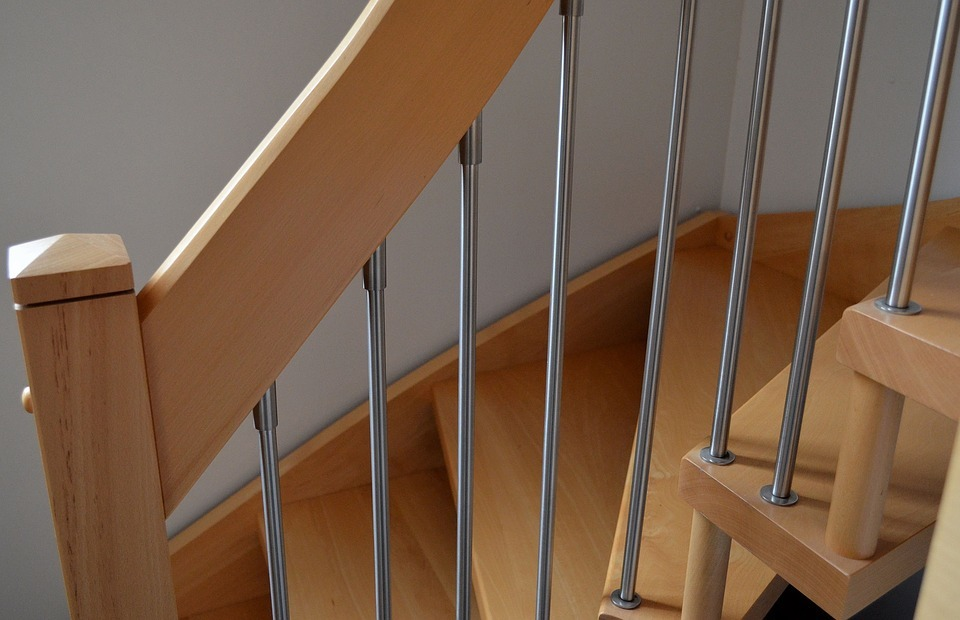 Wooden Staircase Builders North Devon.