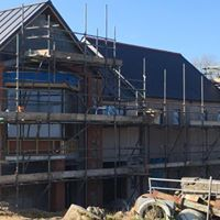 Jenkinson Potts Construction working in North Devon.